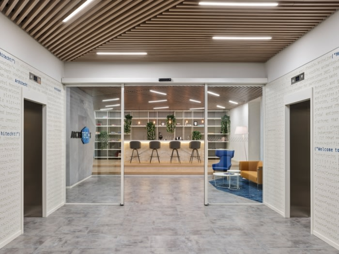 Architecht Information Systems Offices – Istanbul
