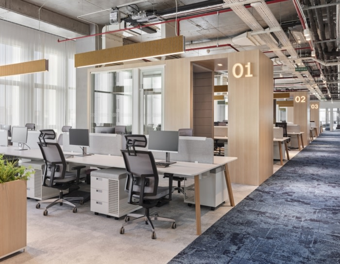 Architecht Information Systems Offices - Istanbul - 7