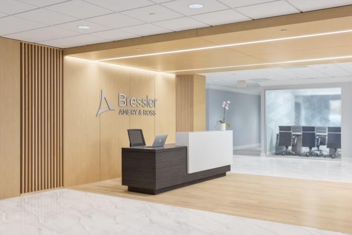 Bressler, Amery & Ross Offices - Florham Park - 2