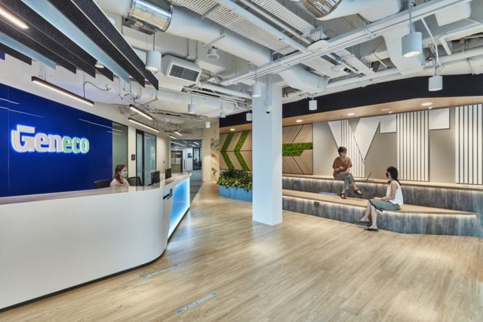 Geneco Offices - Singapore - 1