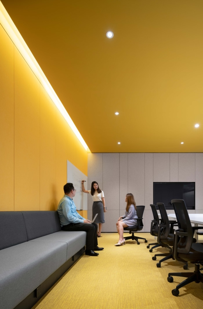 Hang Lung Coworking Offices - Wuxi - 5