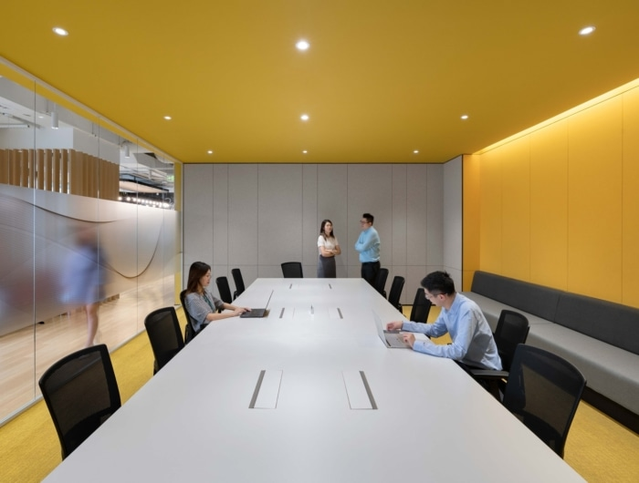 Hang Lung Coworking Offices - Wuxi - 6