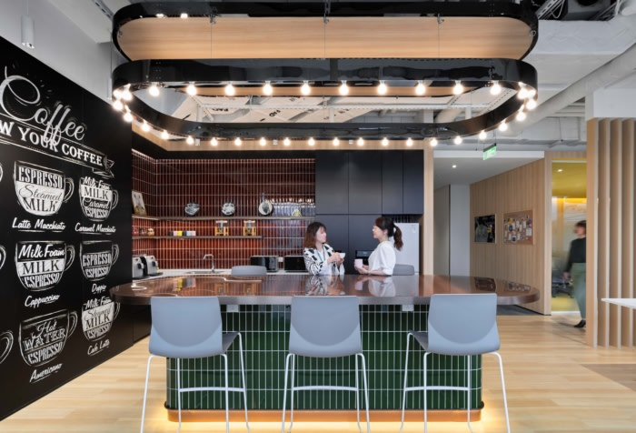 Hang Lung Coworking Offices - Wuxi - 3