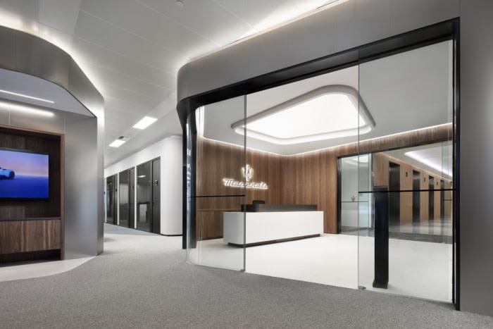 Maserati Offices - Shanghai - 2