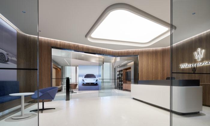 Maserati Offices - Shanghai - 1
