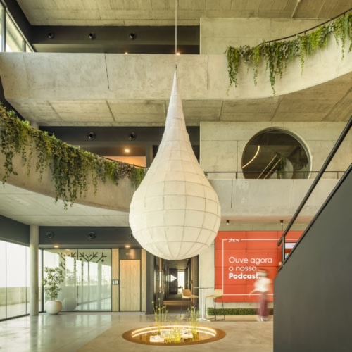 recent PHC Software Offices – Oeiras office design projects