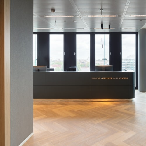 recent Simon-Kucher & Partners Offices – Amsterdam office design projects