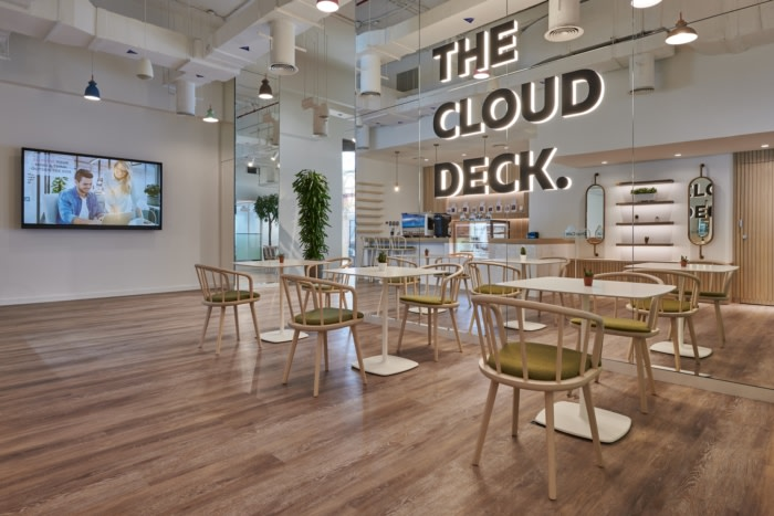 Cloud Spaces Coworking Offices - Abu Dhabi - 4