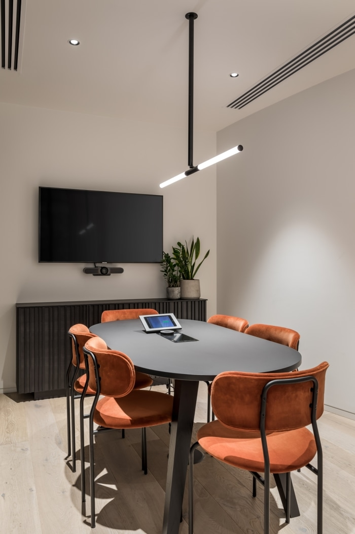 Confidential Real Estate Investment Management Company Offices - London - 7