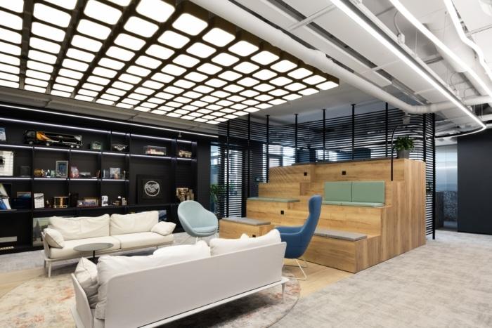 Gazprom Neft Bituminous Materials Offices - Saint Petersburg - 12