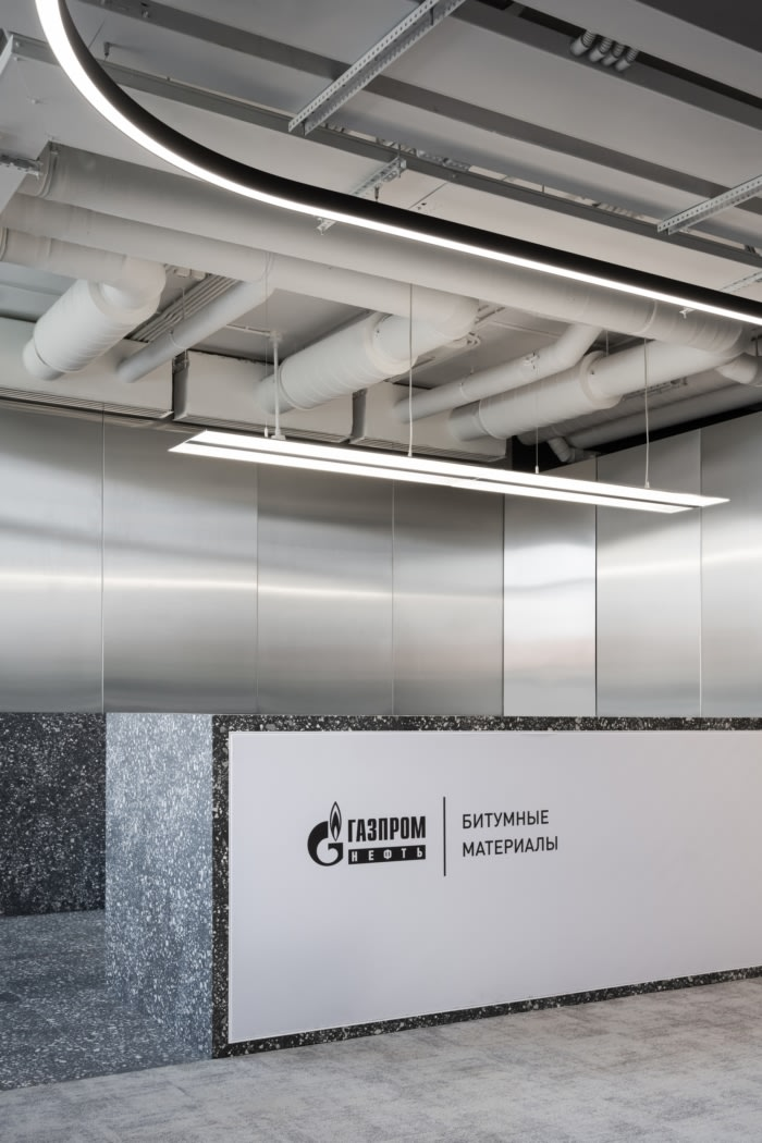 Gazprom Neft Bituminous Materials Offices - Saint Petersburg - 13