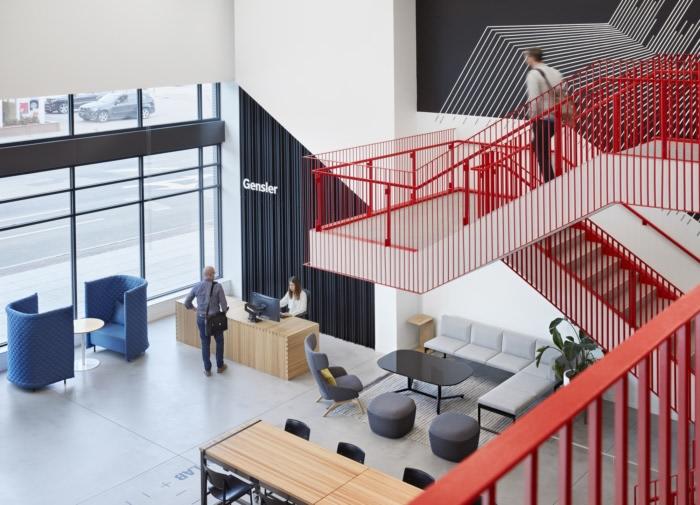 Gensler Offices - Raleigh - 4