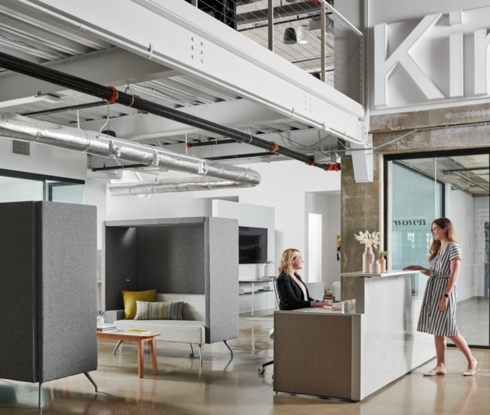 Kimball Offices and Showroom - Dallas - 1