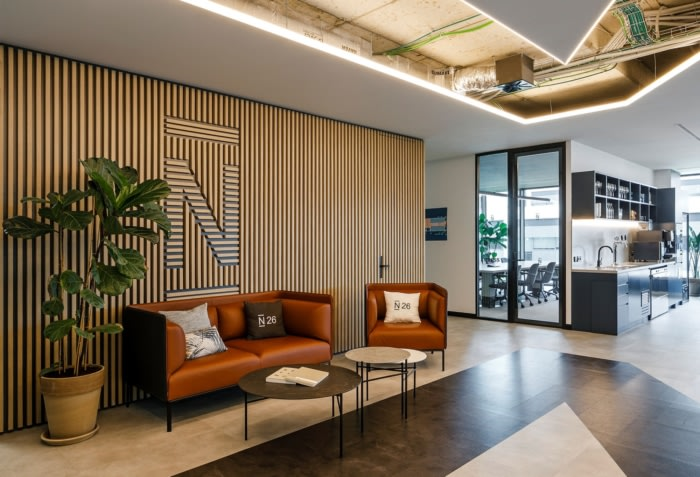 N26 Offices - Barcelona - 2
