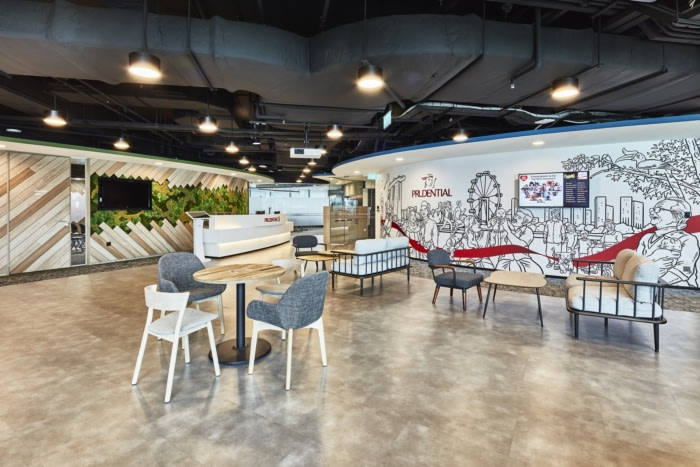 Prudential Assurance Company Offices - Singapore - 2