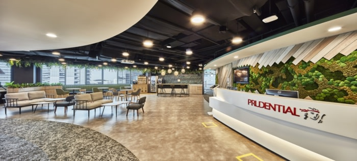 Prudential Assurance Company Offices - Singapore - 1