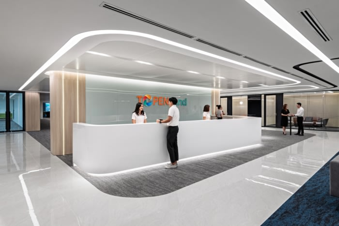Topenland Offices - Ho Chi Minh City - 1