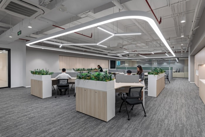 Topenland Offices - Ho Chi Minh City - 9