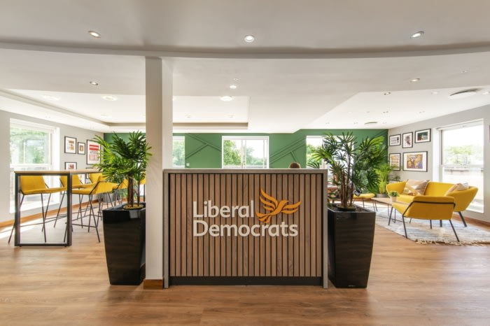 Liberal Democrats Offices - London - 1