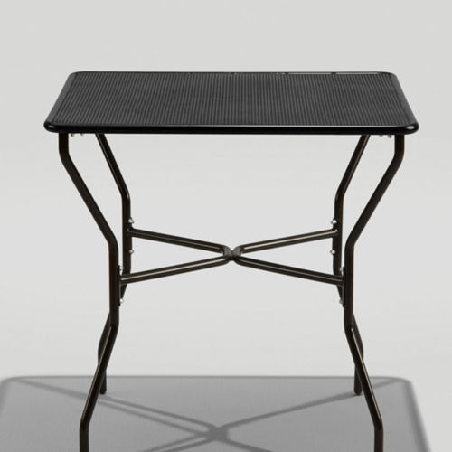 Opla Outdoor Table by Grand Rapids Chair