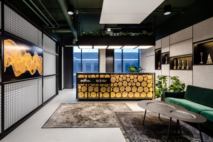 SYZYGY and Ars Thanea Offices – Warsaw